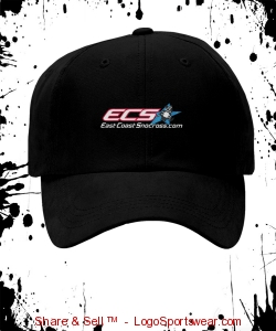 Adult Cap Embroidered Design Zoom