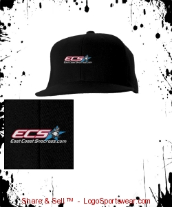 Embroidered Cap Design Zoom